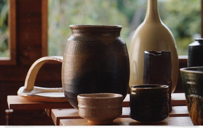 仙郷楼の陶芸焼物教室