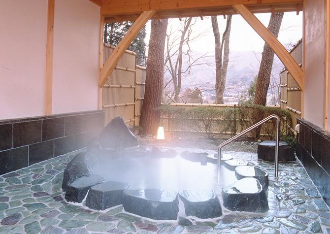 箱根仙郷楼のお風呂