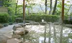 女性用の露天風呂「はぐれ雲」