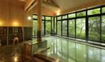 男性用の大浴場「湯天の蔵」