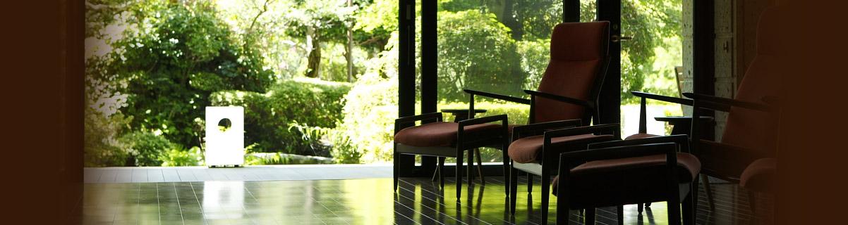 箱根の露天風呂